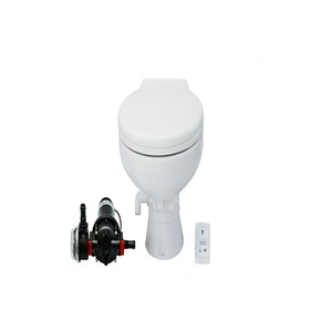 SPX Silent Electric Toilet