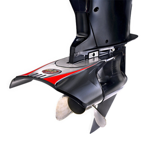 XR3 Senior No Drill Outboard / Inboard Hydrofoil 40-300HP (Grey)