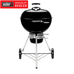 "Premium Master Touch Kettle Charcoal Barbeque BBQ-22.5""/57cm Black"