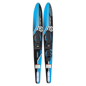 "OBRIEN CELEBRITY Junior 58"" WATER SKI PAIRS JUNIOR COMBO"
