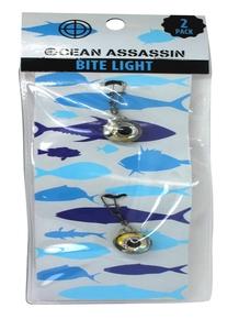 Ocean Assassin Bite Light 2 Pack