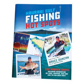 Hauraki Gulf Fishing Hotspots Book