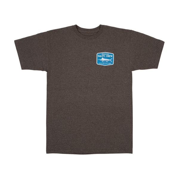 Stealth Short Sleeve T-Shirt - Charcoal Heather