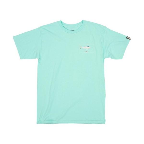 Flatbill Short Sleeve T-Shirt - Sea Foam