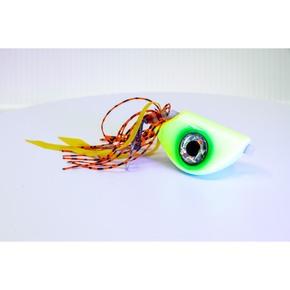 Beadye Eye Kabura Jig - Chartreuse