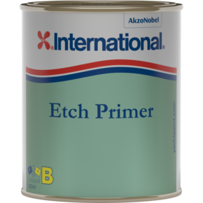 Aluminium Etch Primer - 500ml 2 Pack Kit