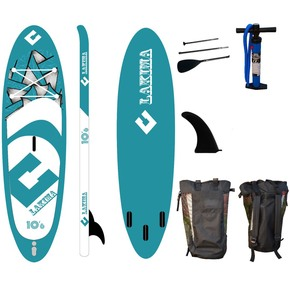 "Premium Inflatable Stand Up Paddle Board -10'6""/3.3m (SUP)"