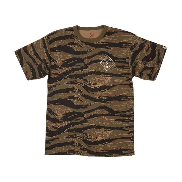 Camo Tippet Short Sleeve T-Shirt