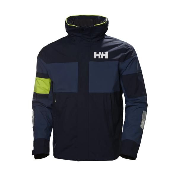 Salt Light Waterproof Jacket - Navy
