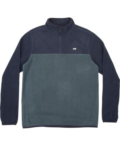 Ballast 1/4 Zip Fleece - Navy
