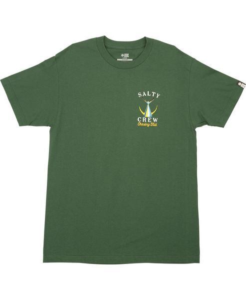 Tailed Short Sleeve T-Shirt - Spruce