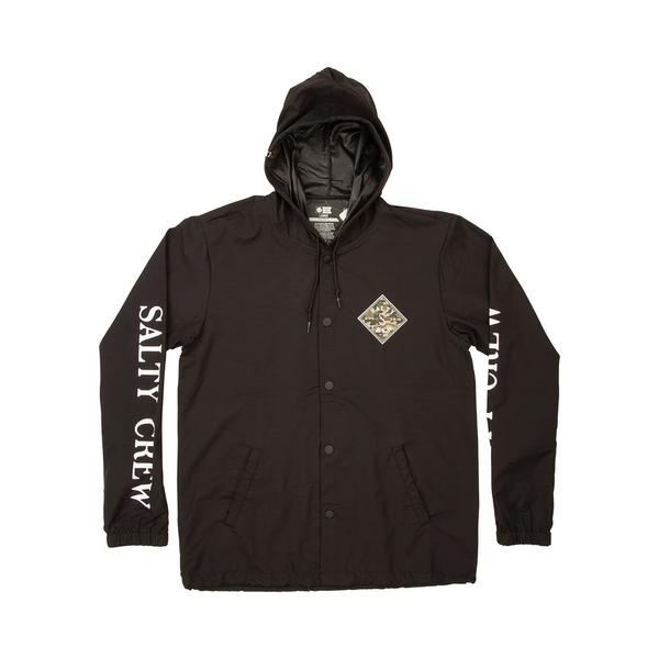 Tippet Decoy Snap Jacket - Black