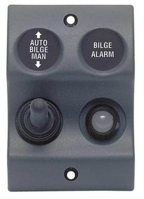 900-BA Bilge Pump Switch Panel & Alarm