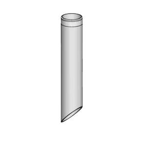 205mm Waste/Water Fitting Tube