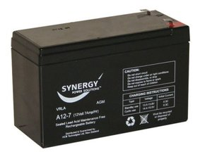 Sealed Lead Rocket Battery-12 volt- 7 Amp Hours