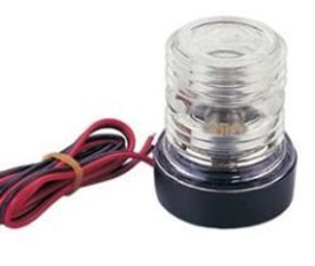 Anchor Light with Wire- 12v