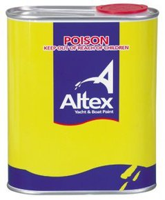 #12 Epoxy and ABC-5 Antifoul Spraying Thinner / Cleaner - 500ml