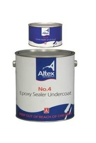 AYB Undercoat (2 Pack) Marine Paint- 1.25 Ltr