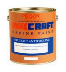 Ablative Antifouling Paint- 4 litre (Blue)
