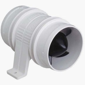 "Turbo In-Line Bilge Blower - 12V 3"" (76mm)"