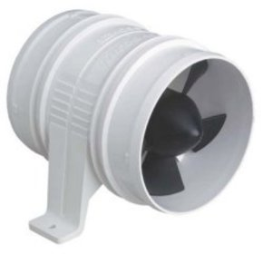 Turbo In-Line Bilge Blower-12 volt 4""