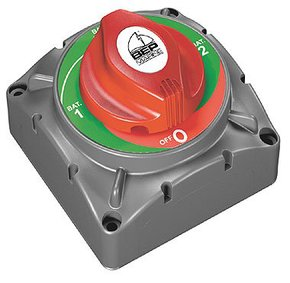 721 Large Surface Mount Battery Switch (4-Position Switch)