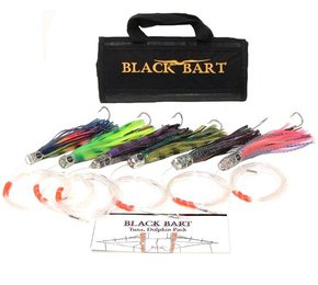 Rigged Tuna/Mahi Mahi Game Fishing Lure Pack 20-50lb Tackle