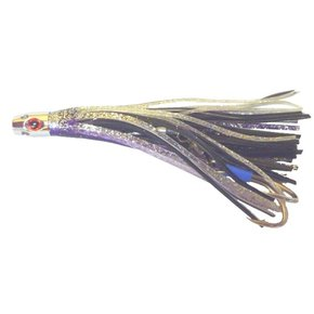 Jetsetter Skippy Rigged Game Fishing Lure - Burple