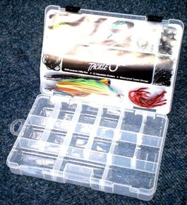 Utility Fishing Tackle Box