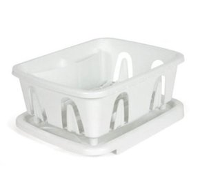 Marine & RV Handy Mini Dish Drainer with Tray