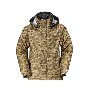 Dry Shield Rain Jacket - Khaki Camo/Large