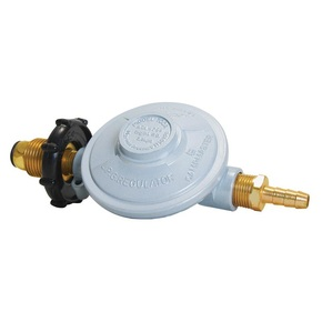 Pol Connect LPG Gas Cylinder Regulator - Straight