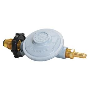 Pol Connect LPG Gas Cylinder Regulator - Straight