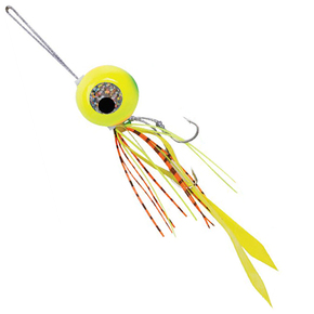 Freestyle Kabura Japanese Inchiku Fishing Jig Lure - Chartreuse