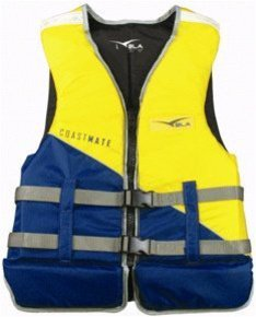 Adult Buoyancy Vests Size: Adult Small/Medium