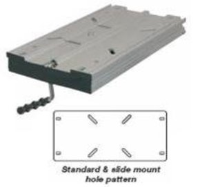 Coastline Seat Slider- Aluminium