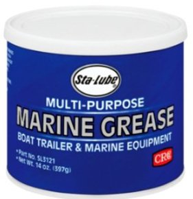 Sta-Lube Boat Trailer Bearing Grease Tub