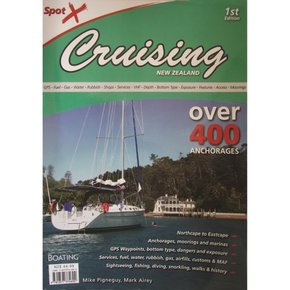 Cruising New Zealand Book