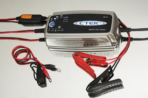 MXS 7.0 8 Step Battery Charger (7 Amp)