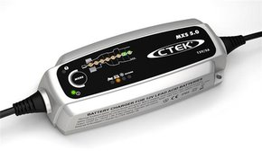 MXS 5.0T 8 Step 12v Automatic Battery Charger 5 Amp