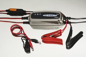 XS800- 12v 4 Step Battery Charger (0.8 amp)
