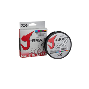 J Braid Line 30lb X 300m Muti-colour Braid