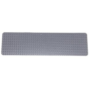 Non Slip Deck Tread Self Adhesive 425x120mm - Steel Grey (2-pk)