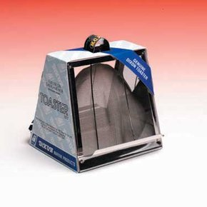 SS Marine Toaster for Boats / Camping