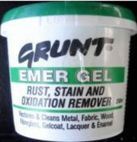 Emer Gel- Rust, Stain & Oxidation Remover 500ml