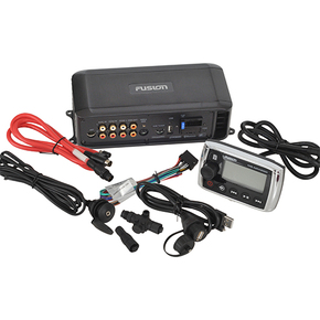 Marine Black Box With Wired Remote