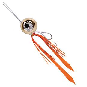 Freestyle Kabura Japanese Inchiku Fishing Jig Lure - Gold / 60g