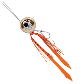 Freestyle Kabura Japanese Inchiku Fishing Jig Lure - Gold / 80g
