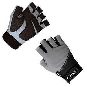 Fingerless Heavy Duty Kevlar Jigging Gloves Size S - M