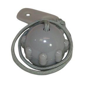 Inflatable Boat Oarlock Cap (For Rowlock) - Grey